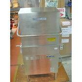 【中古】食器洗浄機 日本洗浄機 SD82EA-RH 幅705×奥行700×高さ1355 三相200V 50Hz専用 【送料別途見積】【業務用】