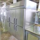 【中古】縦型冷蔵庫 パナソニック SRR-J1883VA 幅1775×奥行805×高さ1930 三相200V 【送料別途見積】【業務用】