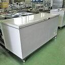 【中古】冷凍ストッカー サンヨー SCR-R63 幅1800×奥行740×高さ910 【送料無料】【業務用】