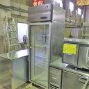 【中古】冷凍ショーケース ホシザキ FS-63XT3-1 幅625×奥行650×高さ1950 三相200V 【送料別途見積】【業務用】