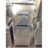 【中古】食器洗浄機 ホシザキ JW-350RUF3-L 幅450×奥行450×高さ1220 三相200V 60Hz専用 【送料無料】【業務用】