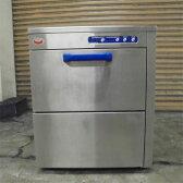 【中古】食器洗浄機 マルゼン 幅650×奥行600×高さ795 三相200V 50Hz専用 【送料別途見積】【業務用】