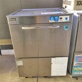 【中古】食器洗浄機 大和冷機 DDW-UE403-50 幅600×奥行600×高さ800 三相200V 50Hz専用 【送料別途見積】【業務用】