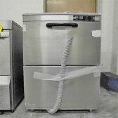 【中古】食器洗浄機 テンポス TBDW-400U1 幅600×奥行600×高さ795 【送料別途見積】【業務用】