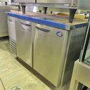 【中古】冷凍冷蔵コールドテーブル 三洋電機 SUR-F1271SA 幅1205×奥行755×高さ800 【送料別途見積】【業務用】