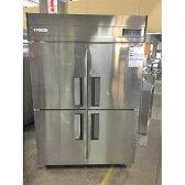 【中古】冷凍冷蔵庫 テンポスバスターズ TBR-120S1 幅1260×奥行800×高さ1900 【送料別途見積】【業務用】