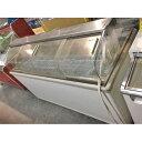 【中古】冷凍ショーケース 三洋 SCR-GF1800N 幅1800×奥行800×高さ1200 三相200V 【送料無料】【業務用】