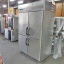 【中古】縦型冷凍冷蔵庫 パナソニック SRR-G1281C2 幅1200×奥行800×高さ2200 【送料別途見積】【業務用】