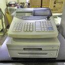 【中古】レジスター カシオ計算機 TE-2100 幅255×奥行455×高さ275 【送料別途見積】【業務用】