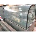 【中古】冷蔵ショーケース 幅1800×奥行750×高さ126...