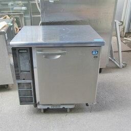 【中古】冷凍コールドテーブル ホシザキ FT-80SNE1 幅800×奥行650×高さ800 【送料別途見積】【業務用】