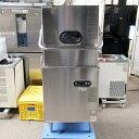 【中古】食器洗浄機 タニコー TDWD-4ER 幅600×奥行620×高さ1410 三相200V 50Hz専用 【送料無料】【業務用】
