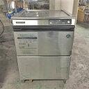 【中古】食器洗浄機 ホシザキ JWE-400TUA3 幅600×奥行600×高さ800 三相200V 【送料別途見積】【業務用】