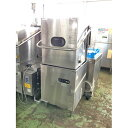 【中古】食器洗浄機 タニコー TDWD-4ER 幅600×奥行620×高さ1470 三相200V 50Hz専用 【送料無料】【業務用】