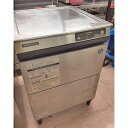 【中古】食器洗浄機 ホシザキ JWE-400TUA3 幅600×奥行600×高さ800 三相200V 【送料無料】【業務用】