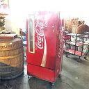 【中古】コカ・コーラ自動販売機(非冷) 幅650×奥行528×高さ1430 【送料無料】【業務用】