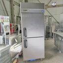 【中古】冷凍庫 パナソニック SRF-J78N 幅1950×奥行800×高さ745 【送料別途見積】【業務用】