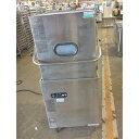 【中古】食器洗浄機 タニコー TDWD-4EL 幅600×奥行630×高さ1400 三相200V 60Hz専用 【送料無料】【業務用】
