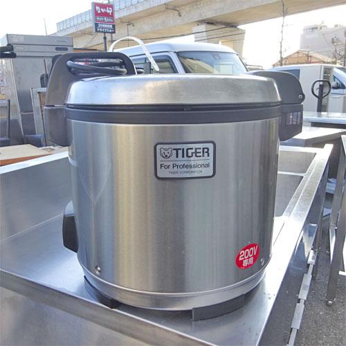 中古電気炊飯ジャータイガー(TIGER)JNO-B360幅360×奥行426×高さ383送料別途見積