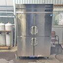 4ドア縦型冷蔵庫 キタザワ(フクシマガリレイ) KARD-120RM-F 幅1200×奥行800×高さ1950