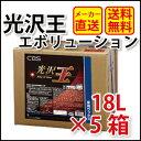 シーバイエス(ディバーシー) 光沢王エボリューション 18L × 5【02P03Dec16】