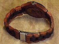 アーバンモデル木製腕時計(サンダルウッド&ダークサンダルウッド)