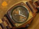 テンス【tense】ネオミリタリーモデル No.75 インレイドサンダルウッド使用1971年創業のカナダ木工専門技を結集し、匠が創り上げたTENSE木製腕時計(ウッドウォッチ)。テンス社日本総輸入元公式販売サイト。【日本総輸入元のメンテナンス保証付】