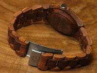 エグゼクティブモデル腕時計(サンダルウッド)