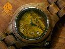 テンス【tense】レトロモダンモデル No.1  木製腕時計(ウォルナット)1971年創業のカナダ木工専門技を結集し、匠が創り上げたTENSE木製腕時計(ウッドウォッチ)。テンス社日本総輸入元公式販売サイト。【日本総輸入元のメンテナンス保証付】