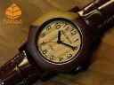 テンス【tense】本牛革ベルトモデル No.54 インレイドサンダルウッド使用1971年創業のカナダ木工専門技を結集し、匠が創り上げたTENSE木製腕時計(ウッドウォッチ)。テンス社日本総輸入元公式販売サイト。【日本総輸入元のメンテナンス保証付】
