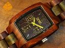 テンス【tense】トノーIII モデル No.167 サンダル& グリーンサンダルウッド使用1971年創業のカナダ木工専門技を結集し、匠が創り上げたTENSE木製腕時計(ウッドウォッチ)。テンス社日本総輸入元公式販売サイト。【日本総輸入元のメンテナンス保証付】