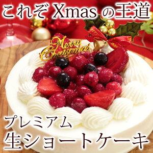 クリスマスケーキ 本州送料無料 「ホワイトベリー 」15cm 5号サイズ クリスマス限定 ショートケーキ 生クリーム 苺ホールケーキ Xmas ギフト