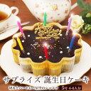 母の日 プレゼント お菓子 誕生日ケーキ 本州 送料無料 チョコ チョコレートケーキ バースデーケー...