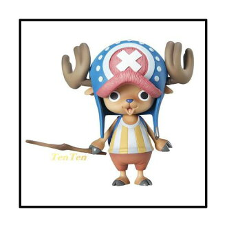 One piece PVC figure POP chopper new world Sailing Again SA megahouse