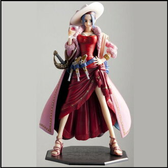 One piece figure skating DPCF ネフェルタリビビパイレーツ Ver. Animated cartoon ONE PIECE