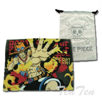 One piece toy セレクションフリー bucket towel portgas D ACE