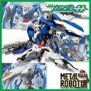 機動戦士ガンダム00 METAL ROBOT魂 SIDE MS ダブルオーライザー+GNソードIII 【新入荷・即納品】 ロボット魂 バンダイ