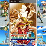ワンピース PSP ROMANCE DAWN 冒険の夜明け (初回封入3大特典同梱) 【即納品】ゲームソフト RPG