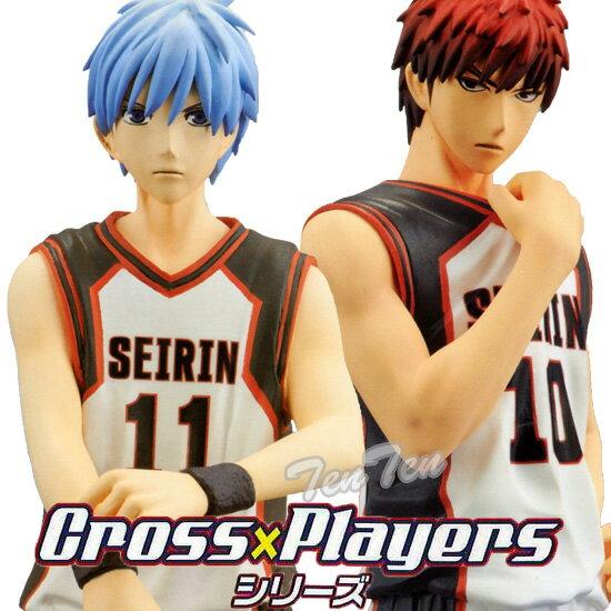 黒子のバスケ フィギュア DXF Cross Players 第1Q 黒子テツヤ 火神大我 セット 【即納品】
