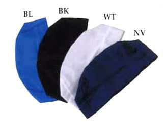 游泳游泳帽 (游泳) 健身雙向帽顏色的純色一刀切