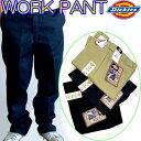 【現品限り】 ディッキーズ(Dickies)チノパン メンズ ワークパンツ 作業服 パンツ ズボン ディキーズ 874 ネイビー 紺 34インチ