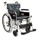 【条件付き送料無料】【ノーパンクタイヤ】車椅子 車