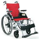 車椅子 軽量 自走式【ノーパンクタイヤ】カワムラサイ