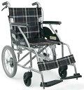 車椅子 介助式【ノーパンクタイヤ】カワムラサイクル KV16-40SB 中床ハイポリマータイヤ仕