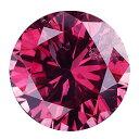 【3個】カラーダイヤモンド 【ラウンドカット】 ルース パープル 1.3mm 天然石 アクセサリー diac-pur-13