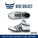楽天鉄・資材センター【新商品】ワイドウルブス・ハイカット安全靴WIDE WOLVES ww-152H