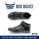 楽天鉄・資材センター【新商品】ワイドウルブス・ハイカット安全靴WIDE WOLVES ww-551H
