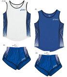 asicsランニングシャツ&パンツ10P05Oct15