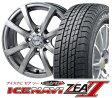 【2015年製造品】グッドイヤー ICE NAVI ZEA2 155/65R13ZACK JP110 13インチSET