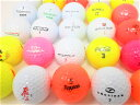 【送料無料】 ビギナーにおススメする格安 60球 ロストボール ゴルフボール 【中古】
